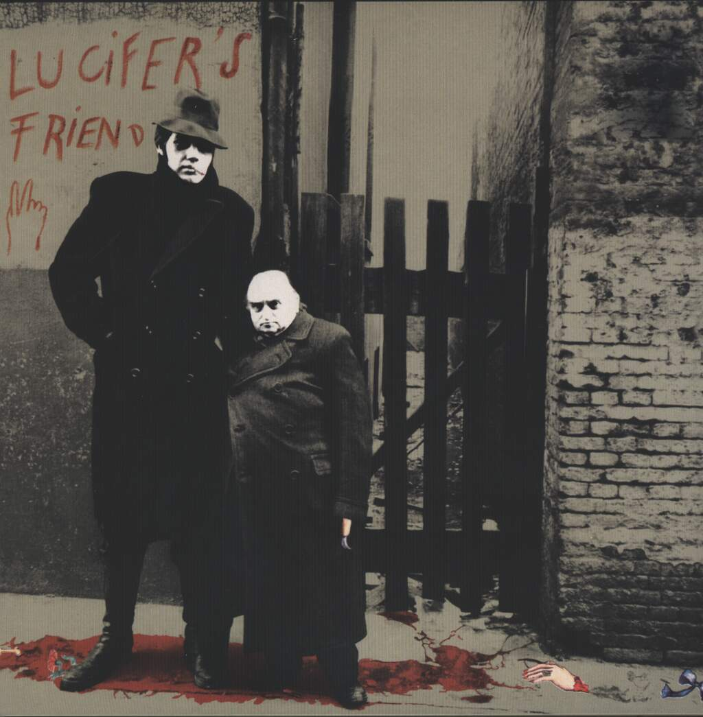 Lucifer's Friend: Lucifer's Friend, LP (Vinyl)