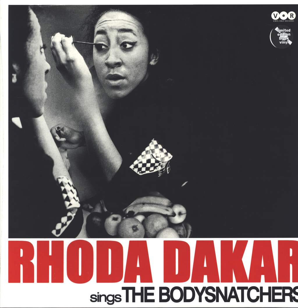 Rhoda Dakar: Rhoda Dakar Sings The Bodysnatchers, LP (Vinyl)