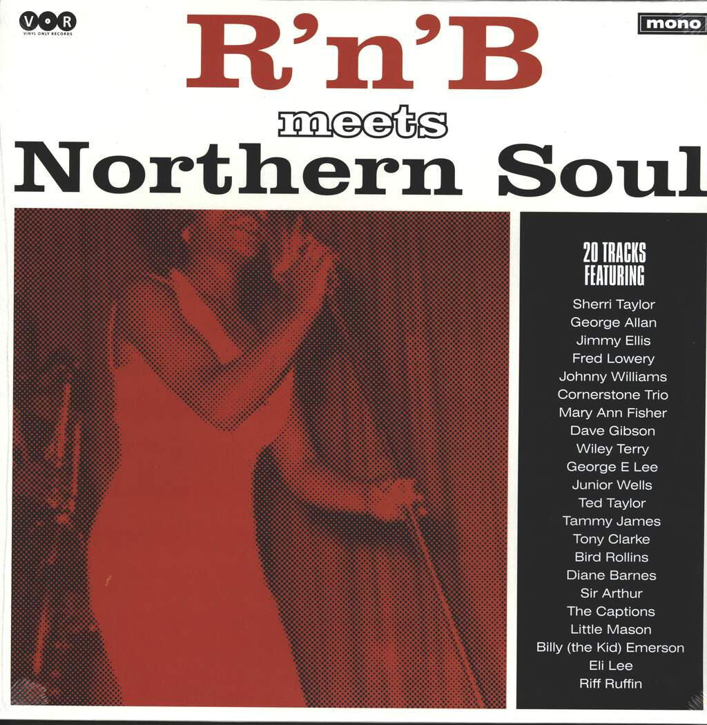 Various: R'n'B Meets Northern Soul Volume 2, LP (Vinyl)