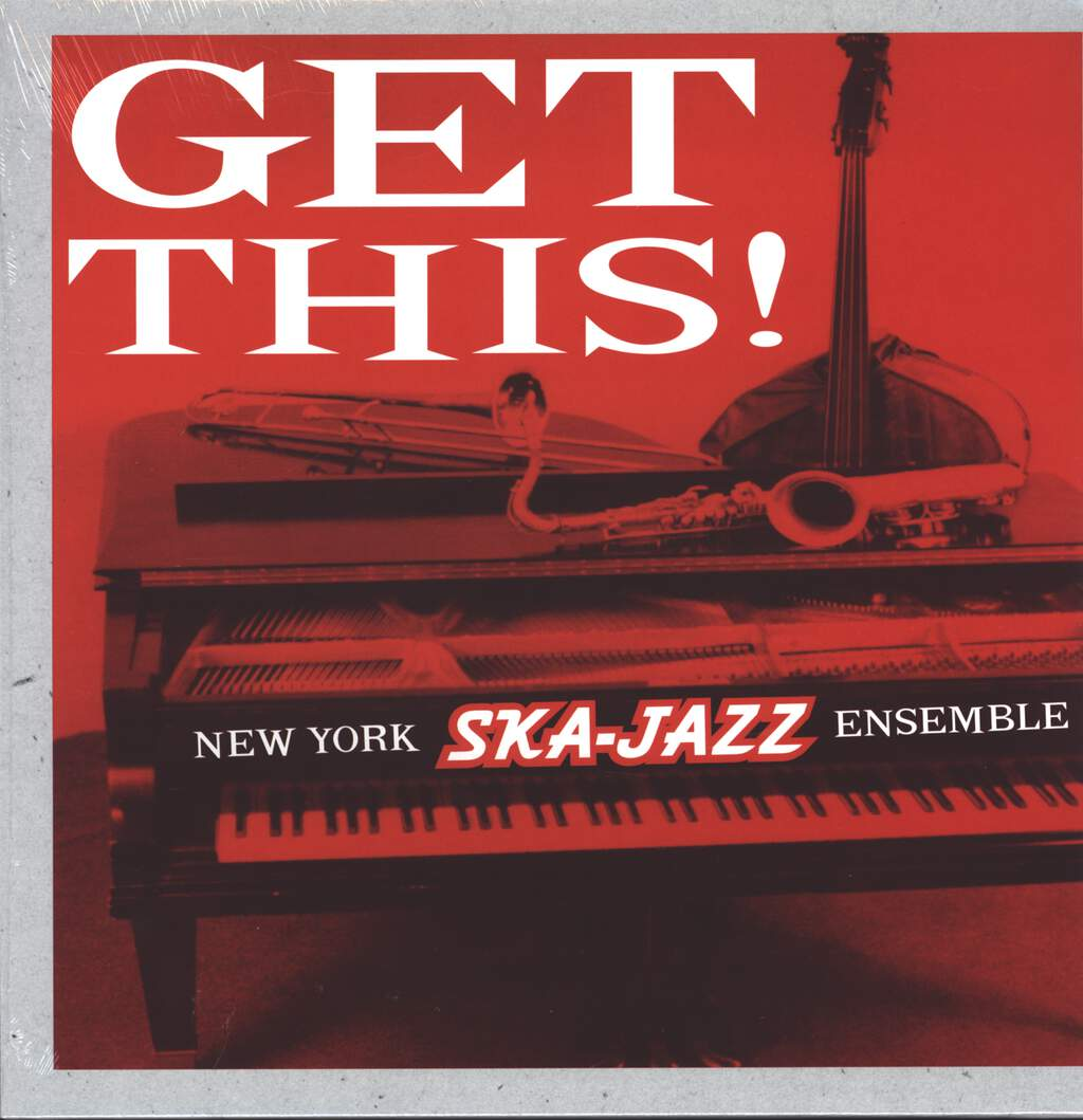 New York Ska Jazz Ensemble: Get This!, LP (Vinyl)