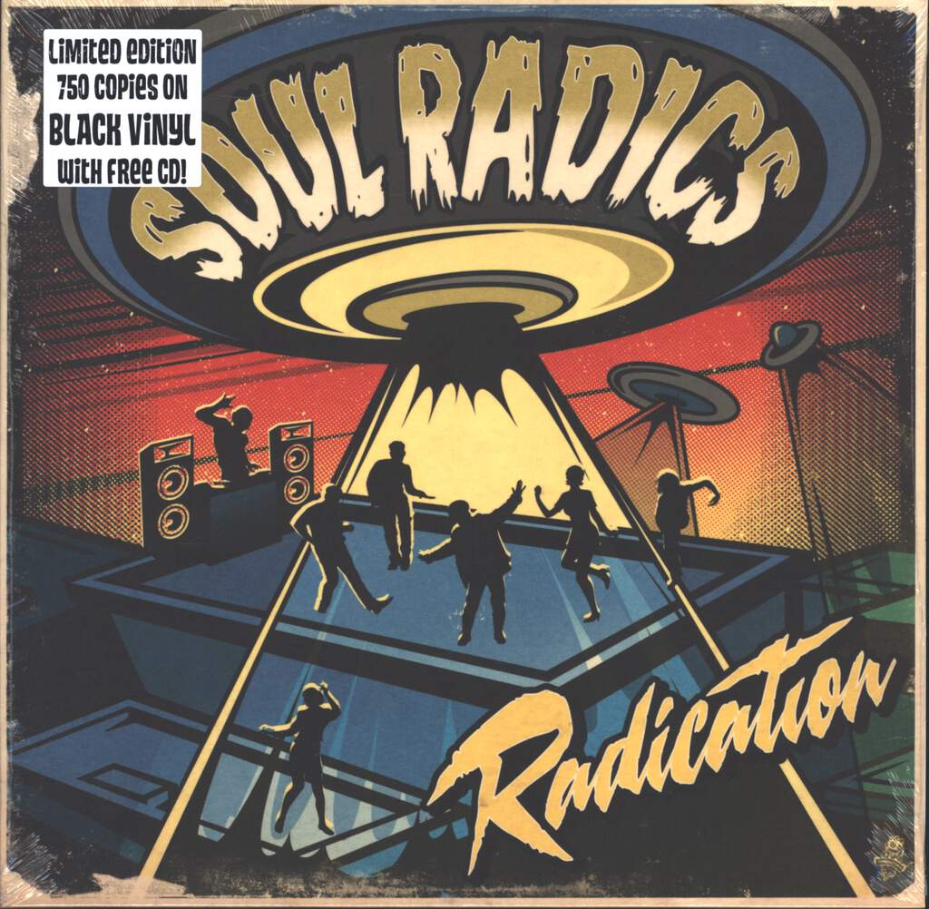 Soul Radics: Radication, Mini LP (Vinyl)