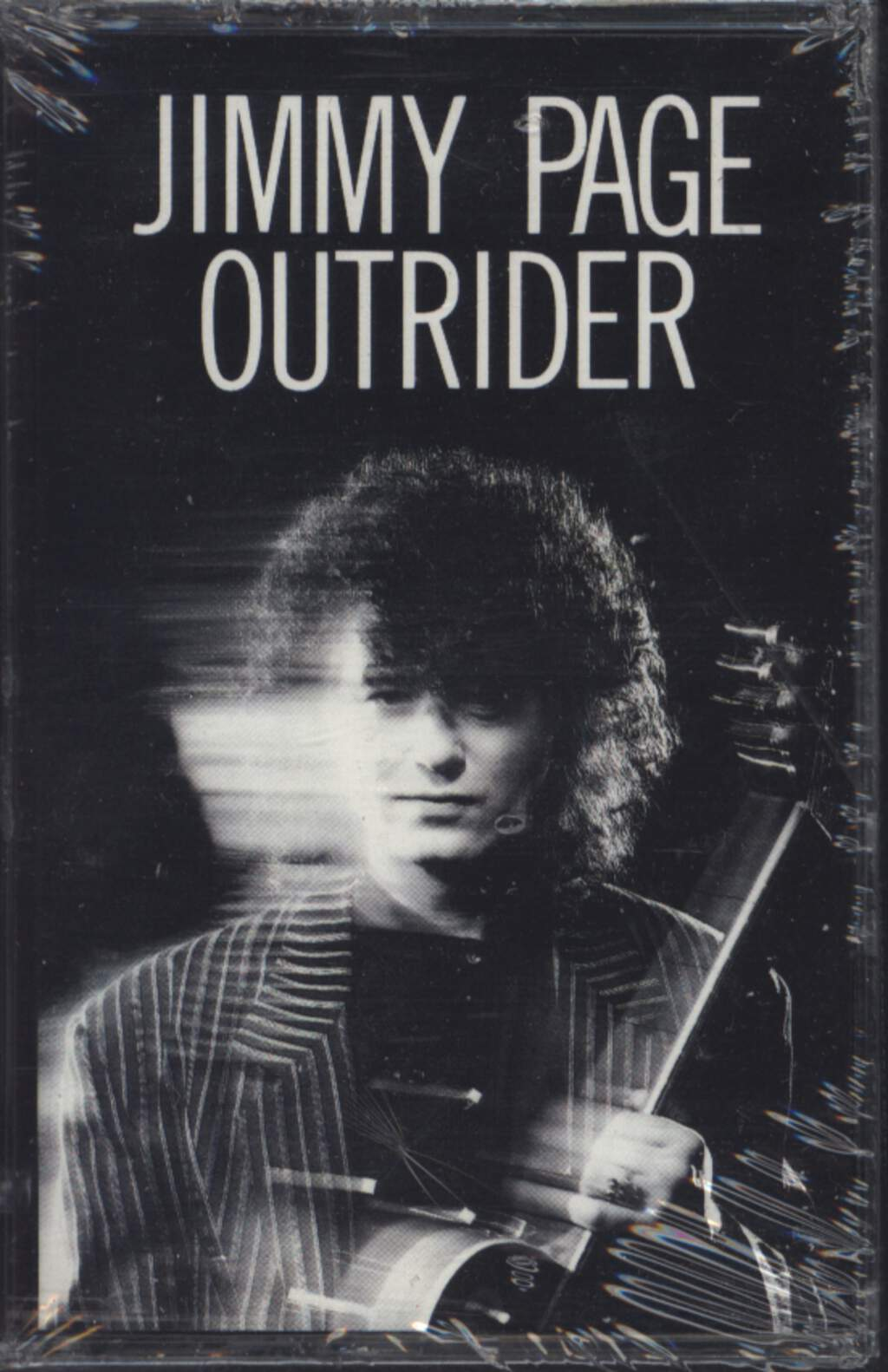 Jimmy Page: Outrider, Compact Cassette