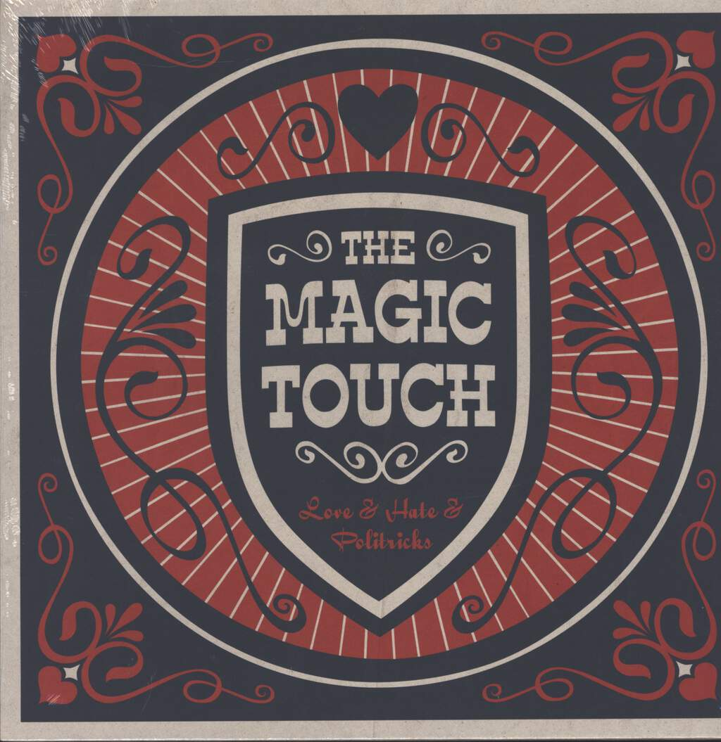 The Magic Touch: Love & Hate & Politricks, LP (Vinyl)