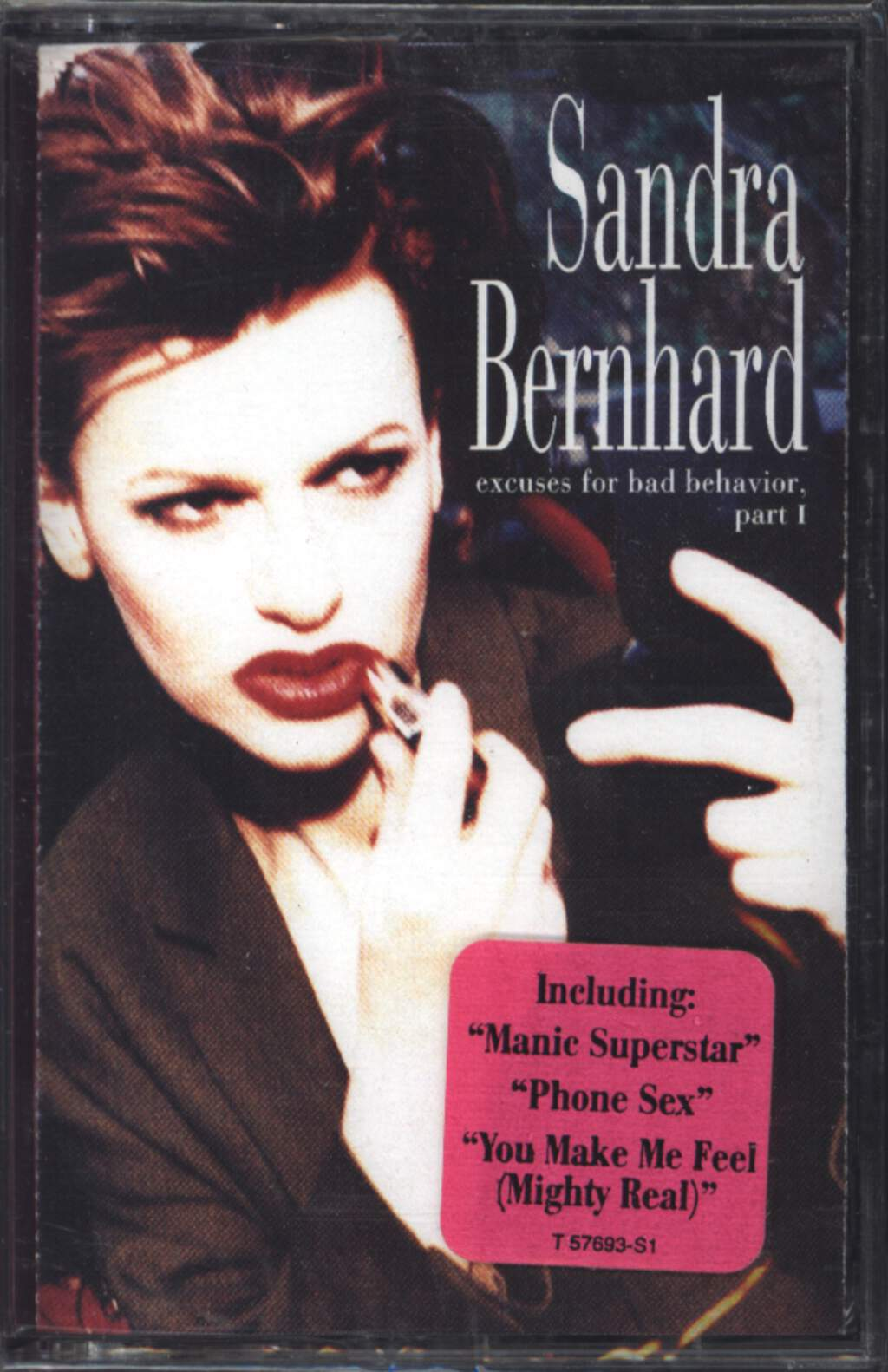 Sandra Bernhard: Excuses For Bad Behavior, Part 1, Compact Cassette