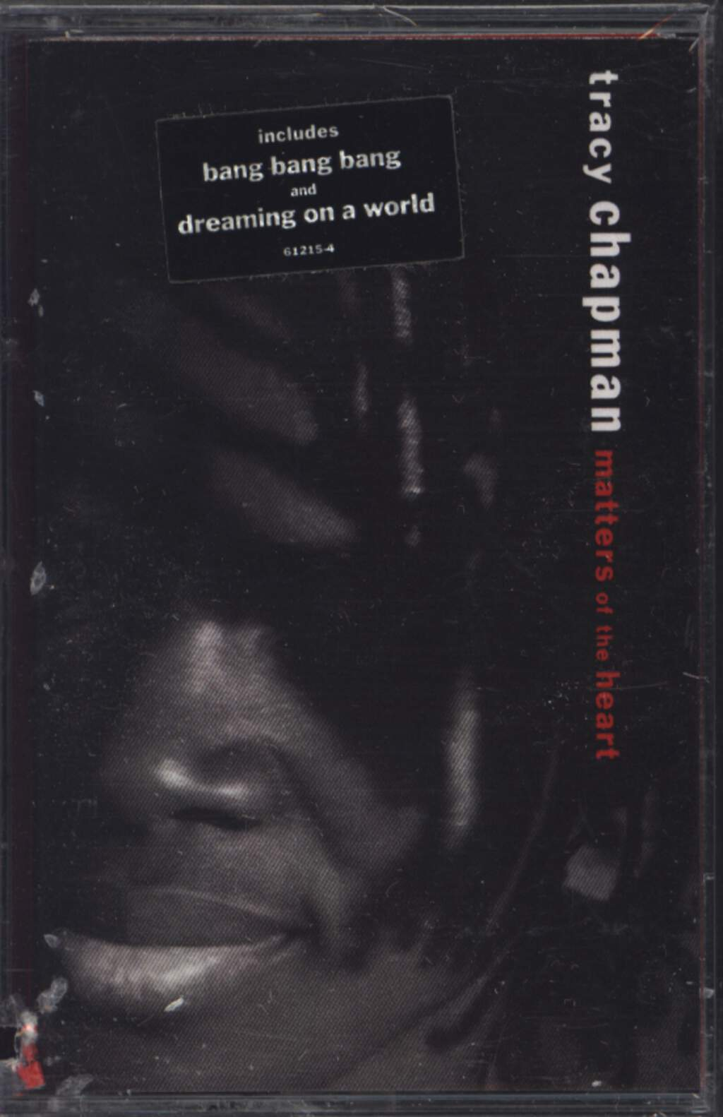 Tracy Chapman: Matters Of The Heart, Compact Cassette