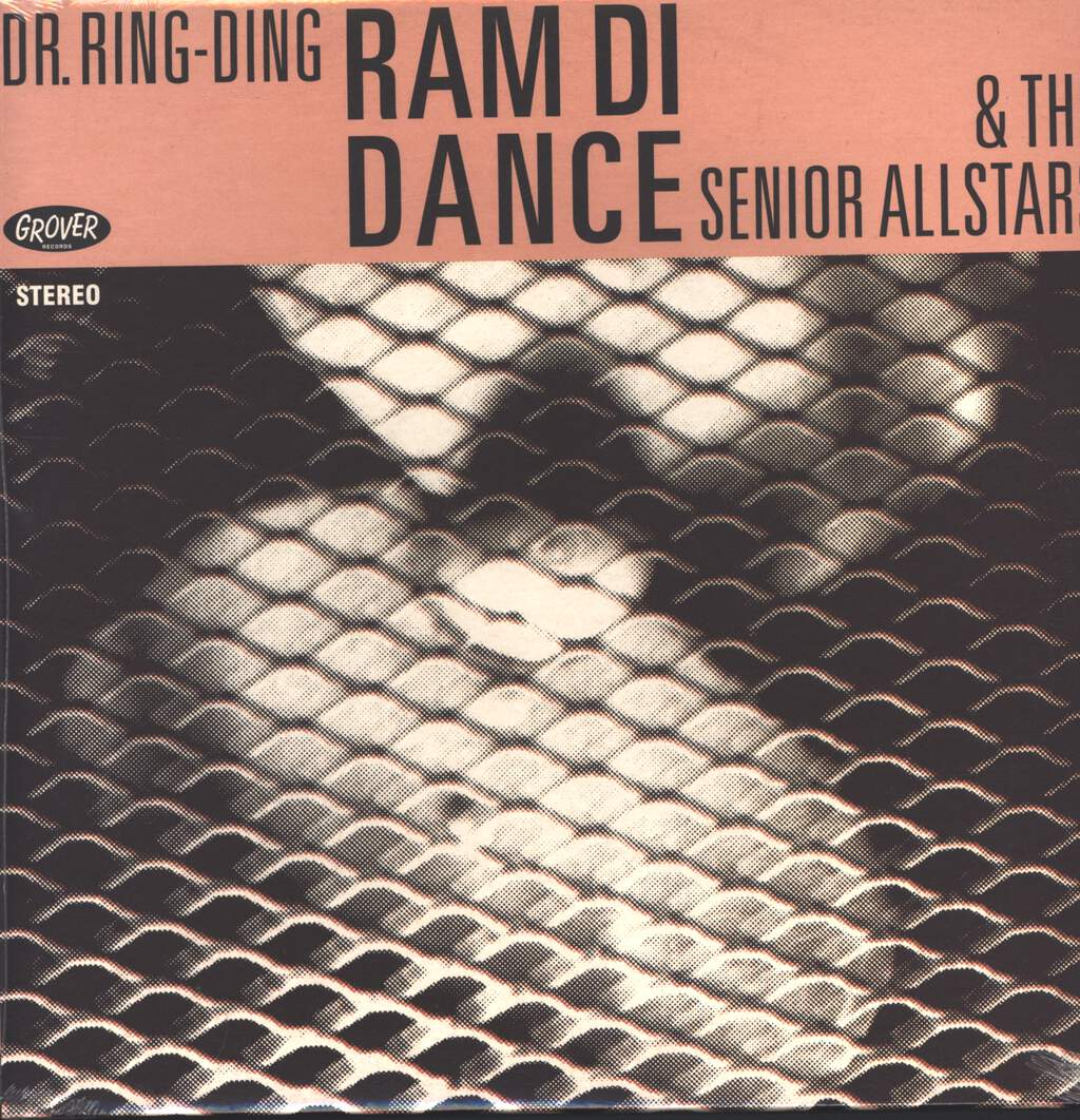 Dr. Ring-Ding & The Senior Allstars: Ram Di Dance, LP (Vinyl)