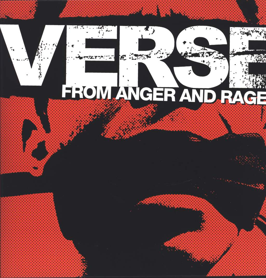 Verse: From Anger And Rage, LP (Vinyl)