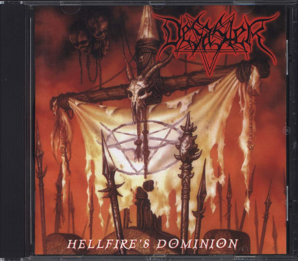 Desaster: Hellfire's Dominion, CD