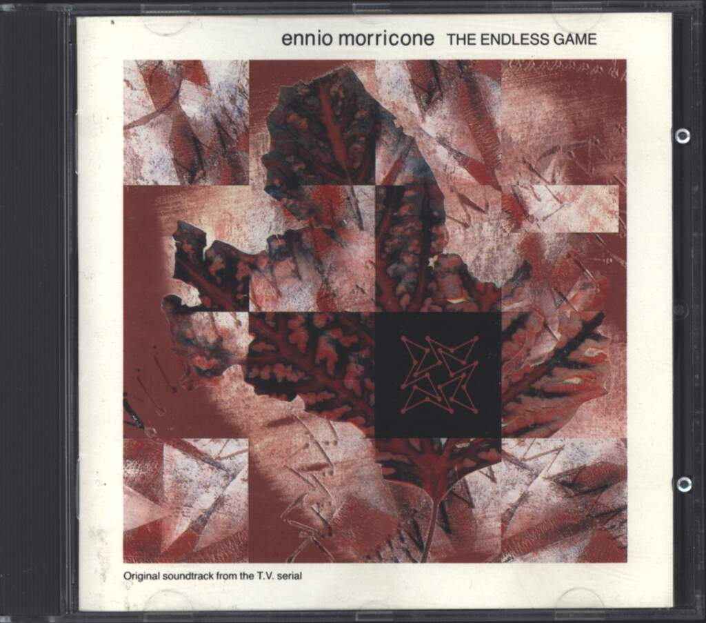 Ennio Morricone: The Endless Game, CD