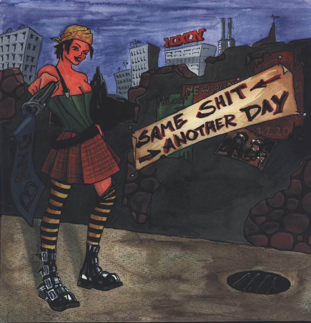 Noxon: Same Shit Another Day, LP (Vinyl)