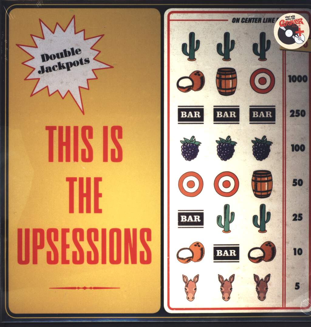 The Upsessions: This Is The Upsessions, LP (Vinyl)
