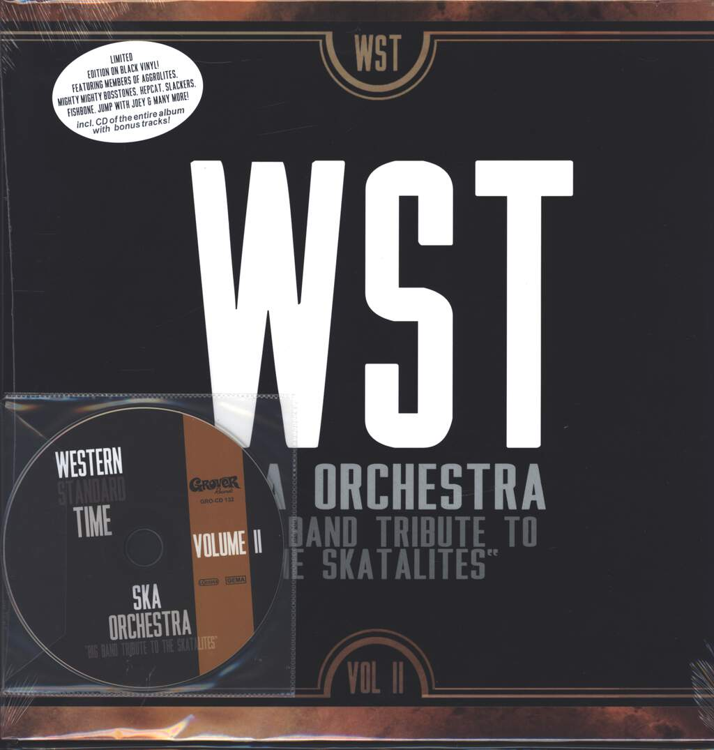 Western Standard Time: Big Band Tribute To The Skatalites (Vol. II), LP (Vinyl)
