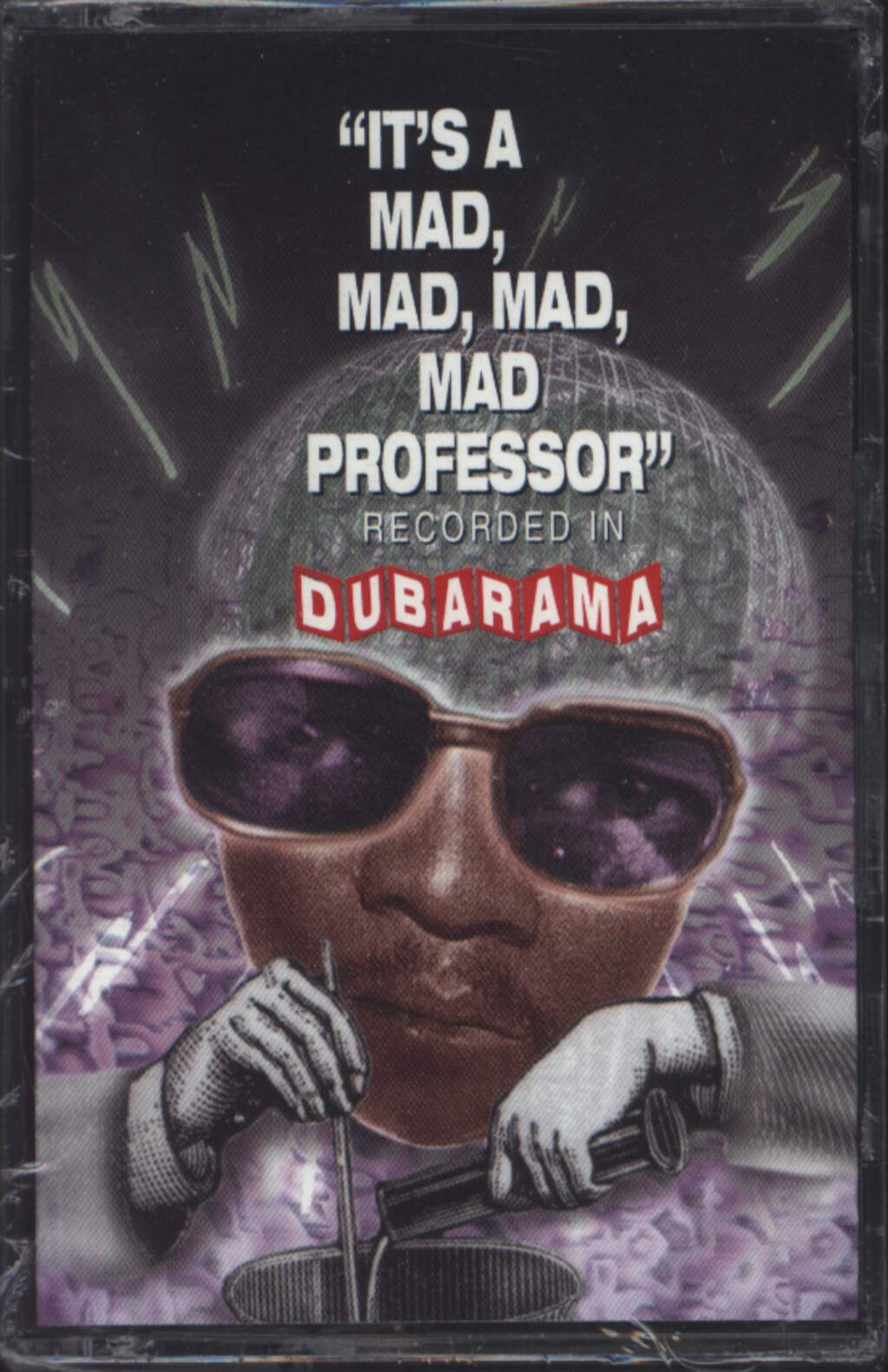 Mad Professor: It's A Mad, Mad, Mad, Mad Professor, Compact Cassette