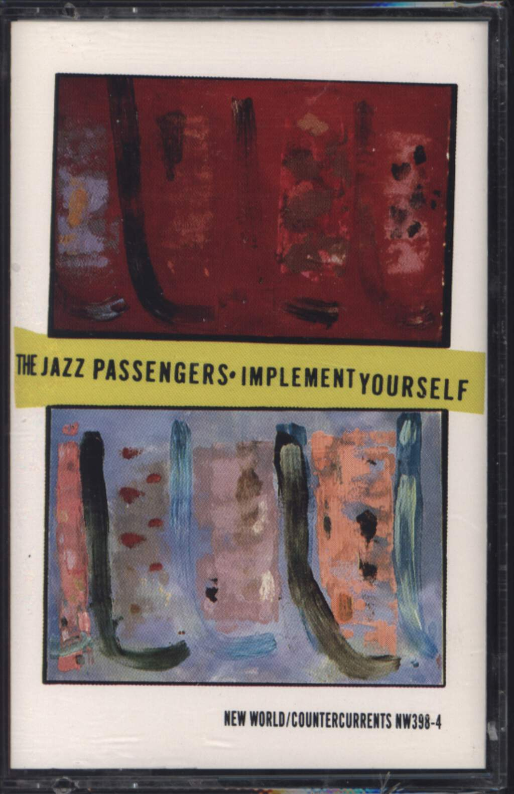 The Jazz Passengers: Implement Yourself, Compact Cassette