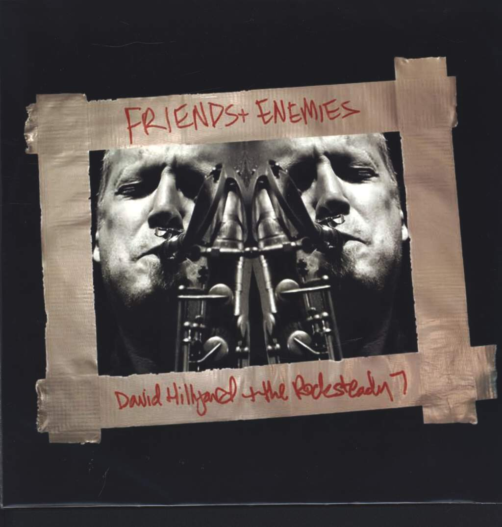 The Dave Hillyard Rocksteady 7: Friends & Enemies, LP (Vinyl)