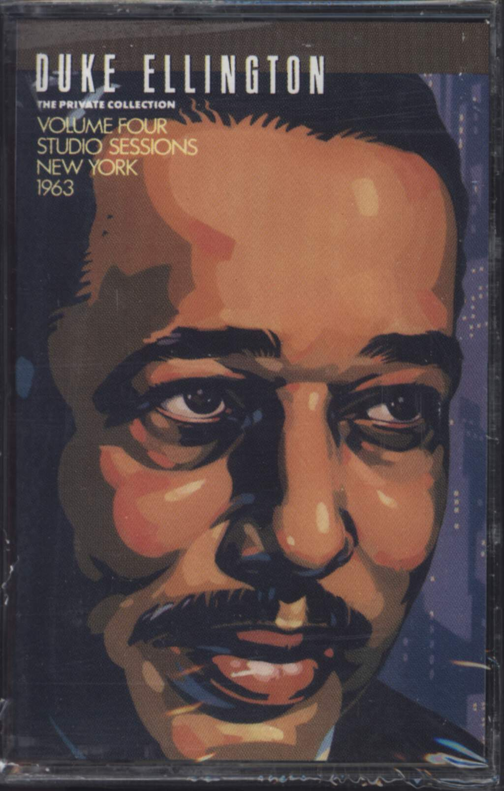 Duke Ellington: The Private Collection: Volume Four, Studio Sessions, New York 1963, Compact Cassette