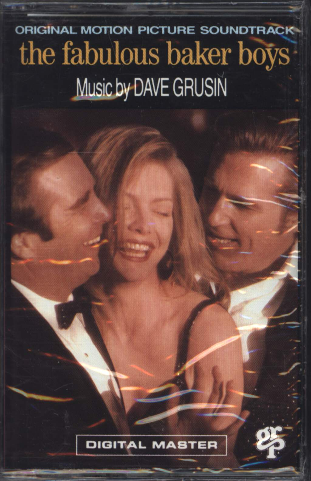 Dave Grusin: The Fabulous Baker Boys - Original Motion Picture Soundtrack, Compact Cassette