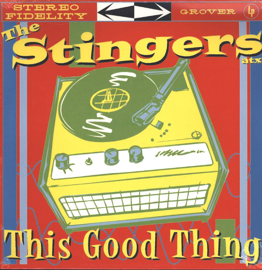 The Stingers ATX: This Good Thing, LP (Vinyl)