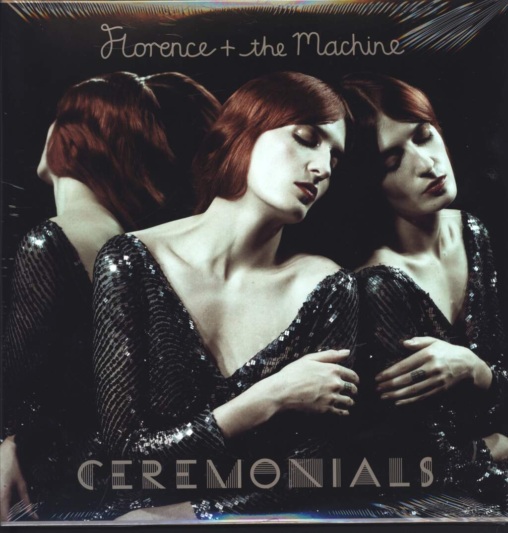 Florence And The Machine: Ceremonials, LP (Vinyl)