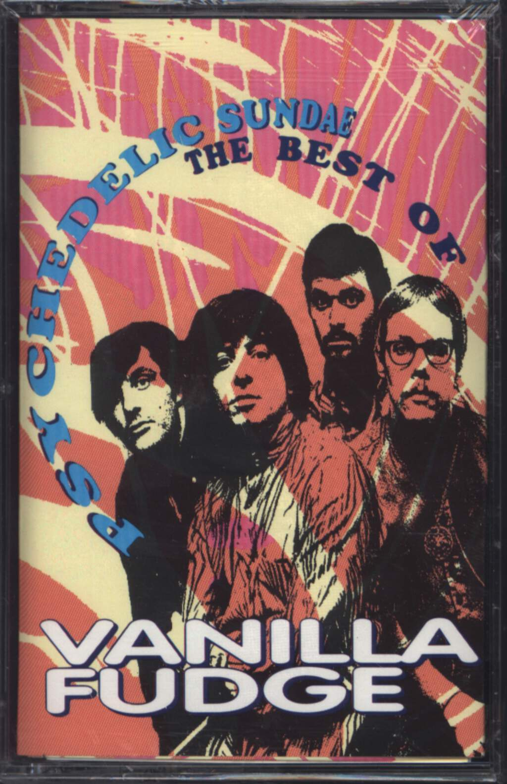 Vanilla Fudge: Psychedelic Sundae: The Best Of, Compact Cassette