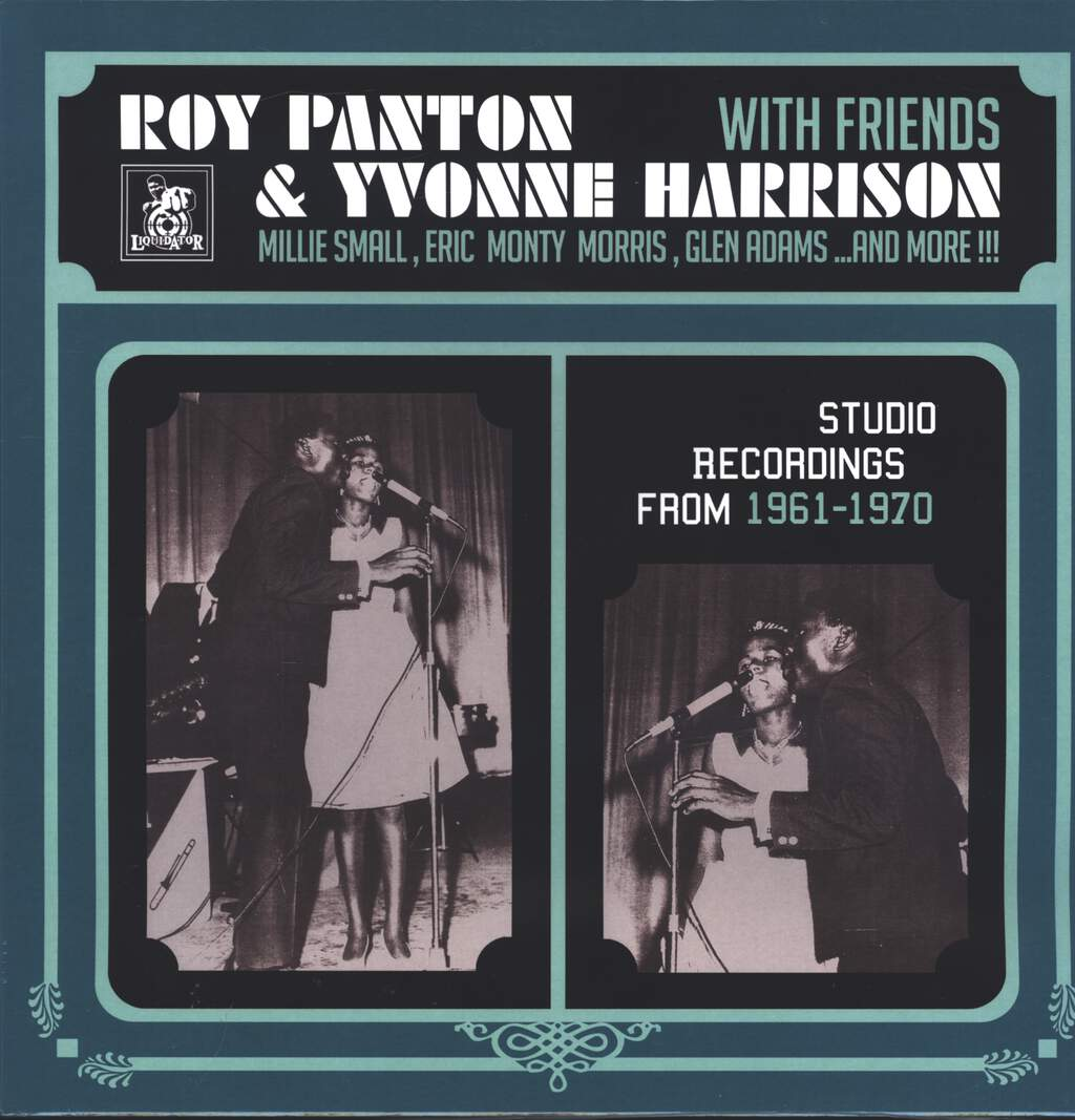 Roy And Yvonne: Studio Recordings From 1961-1970, LP (Vinyl)