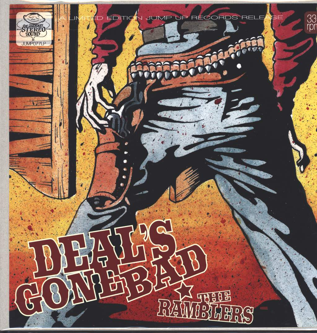 Deal's Gone Bad: The Ramblers, LP (Vinyl)