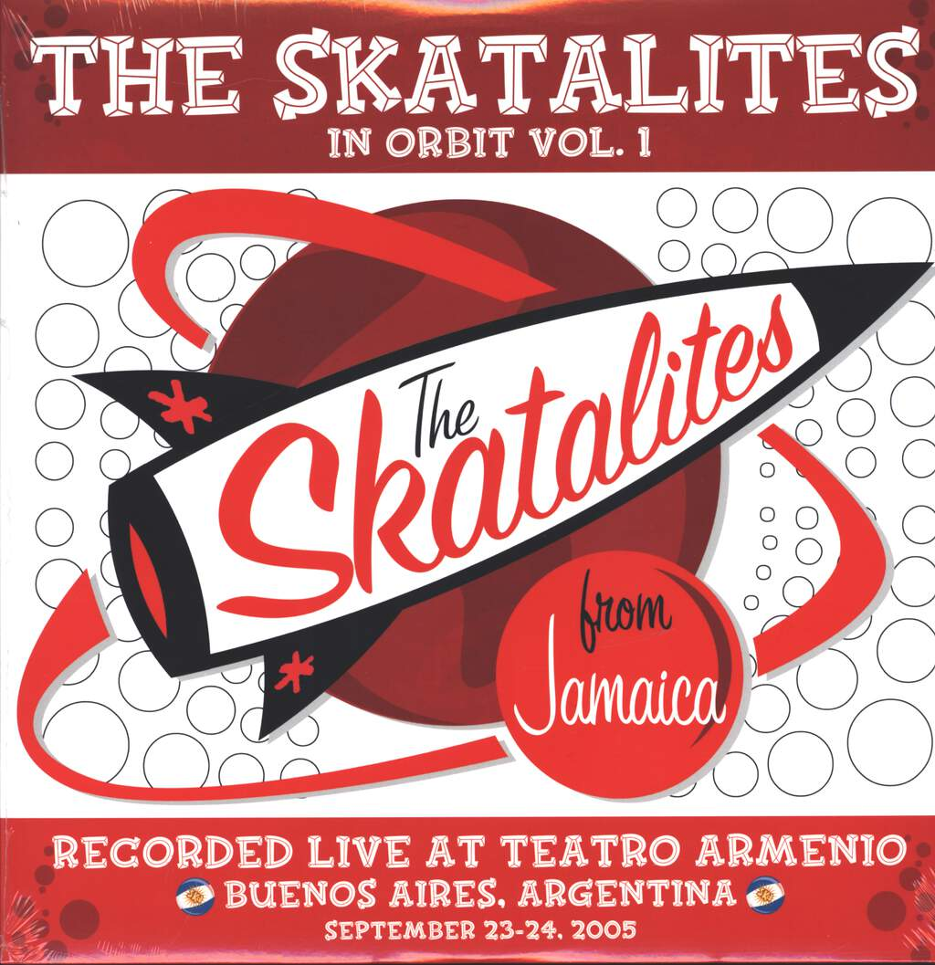 The Skatalites: In Orbit Vol. 1, 2×LP (Vinyl)