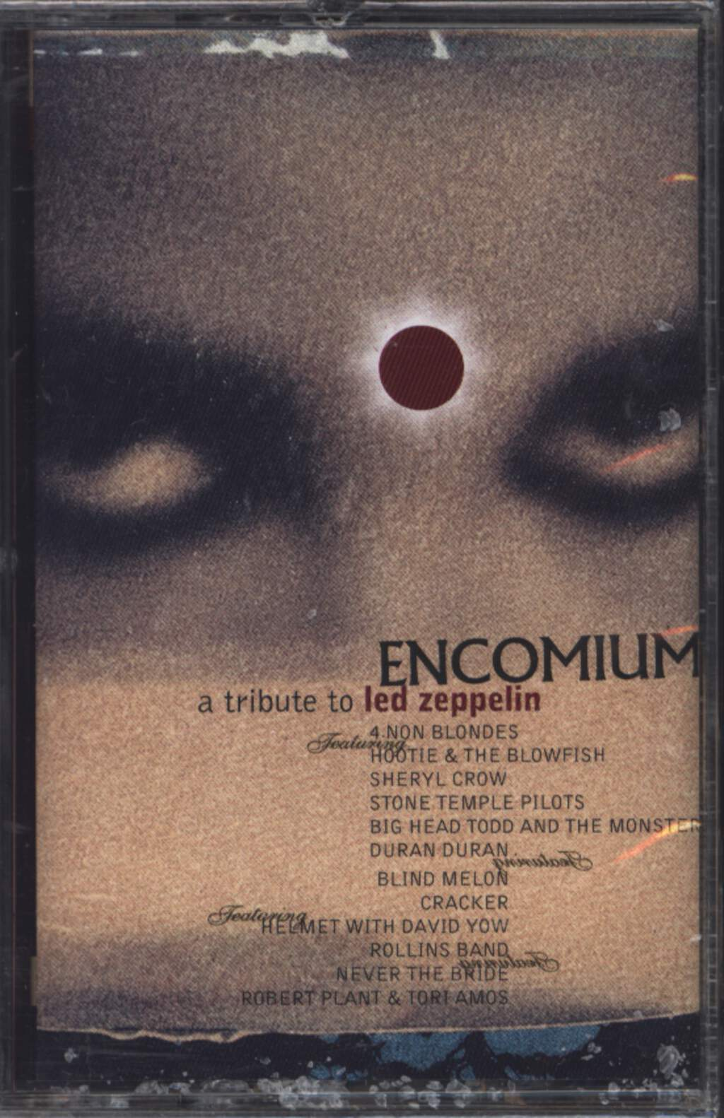 Various: Encomium: A Tribute To Led Zeppelin, Compact Cassette