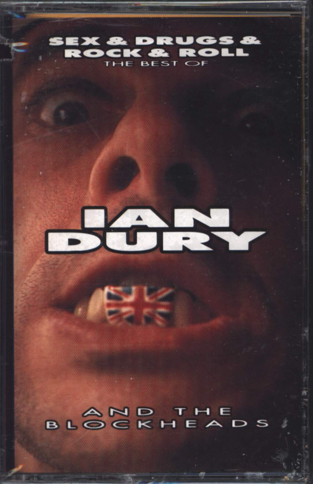 Ian Dury And The Blockheads: Sex & Drugs & Rock & Roll: The Best Of, Compact Cassette