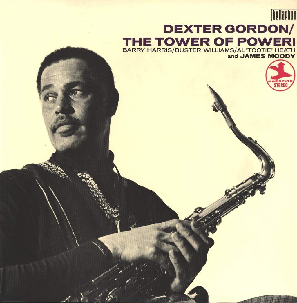 Dexter Gordon: The Tower Of Power!, LP (Vinyl)
