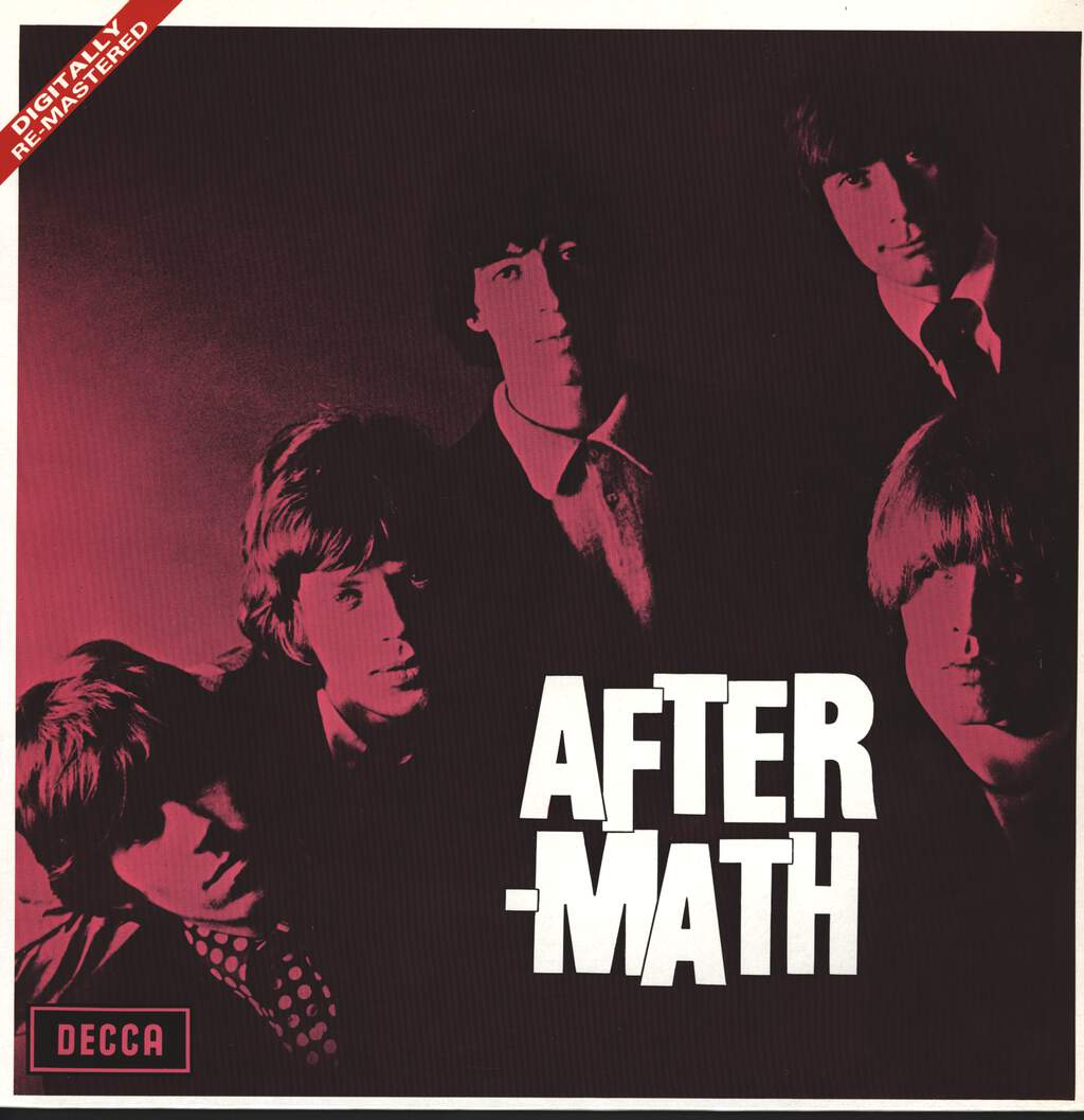 The Rolling Stones: Aftermath, LP (Vinyl)