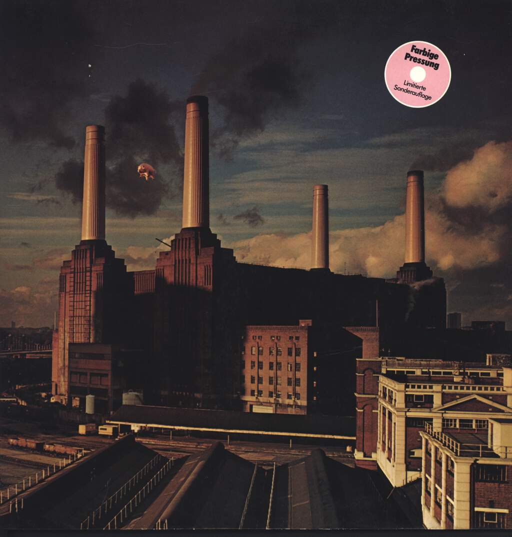 Pink Floyd: Animals, LP (Vinyl)