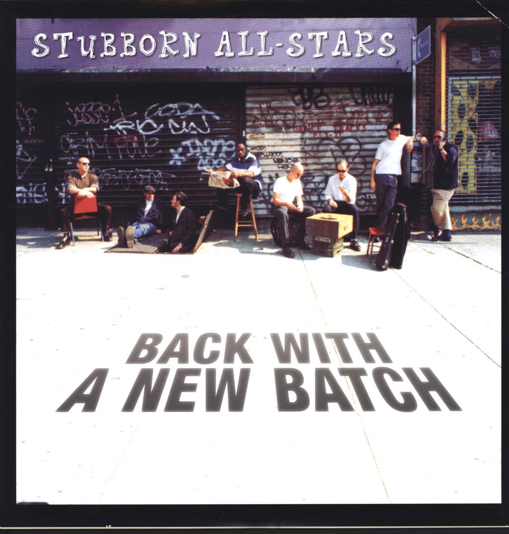 Stubborn Allstars: Back With A New Batch, LP (Vinyl)