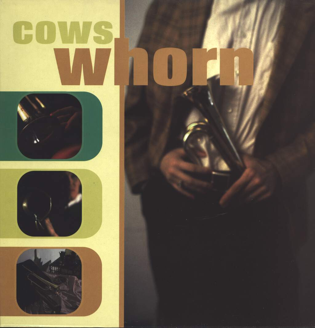Cows: Whorn, LP (Vinyl)
