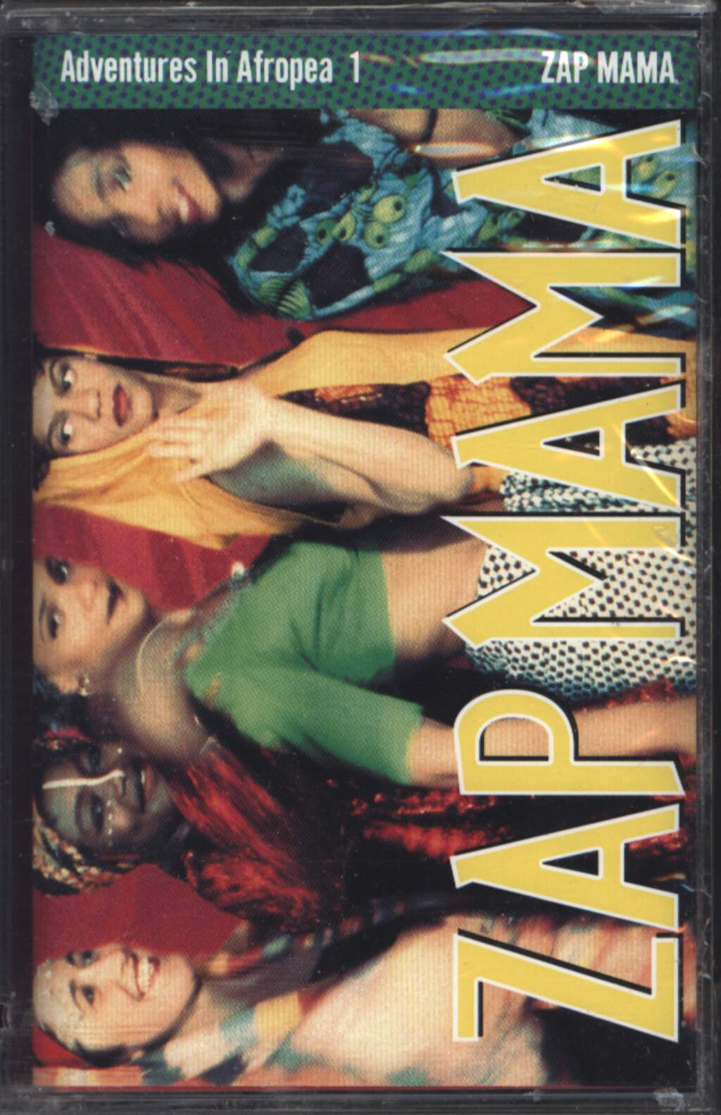 Zap Mama: Adventures in Afropea 1, Compact Cassette