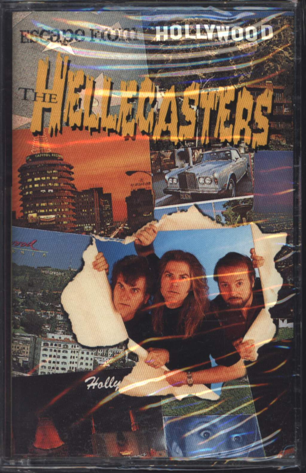 The Hellecasters: Escape From Hollywood, Compact Cassette