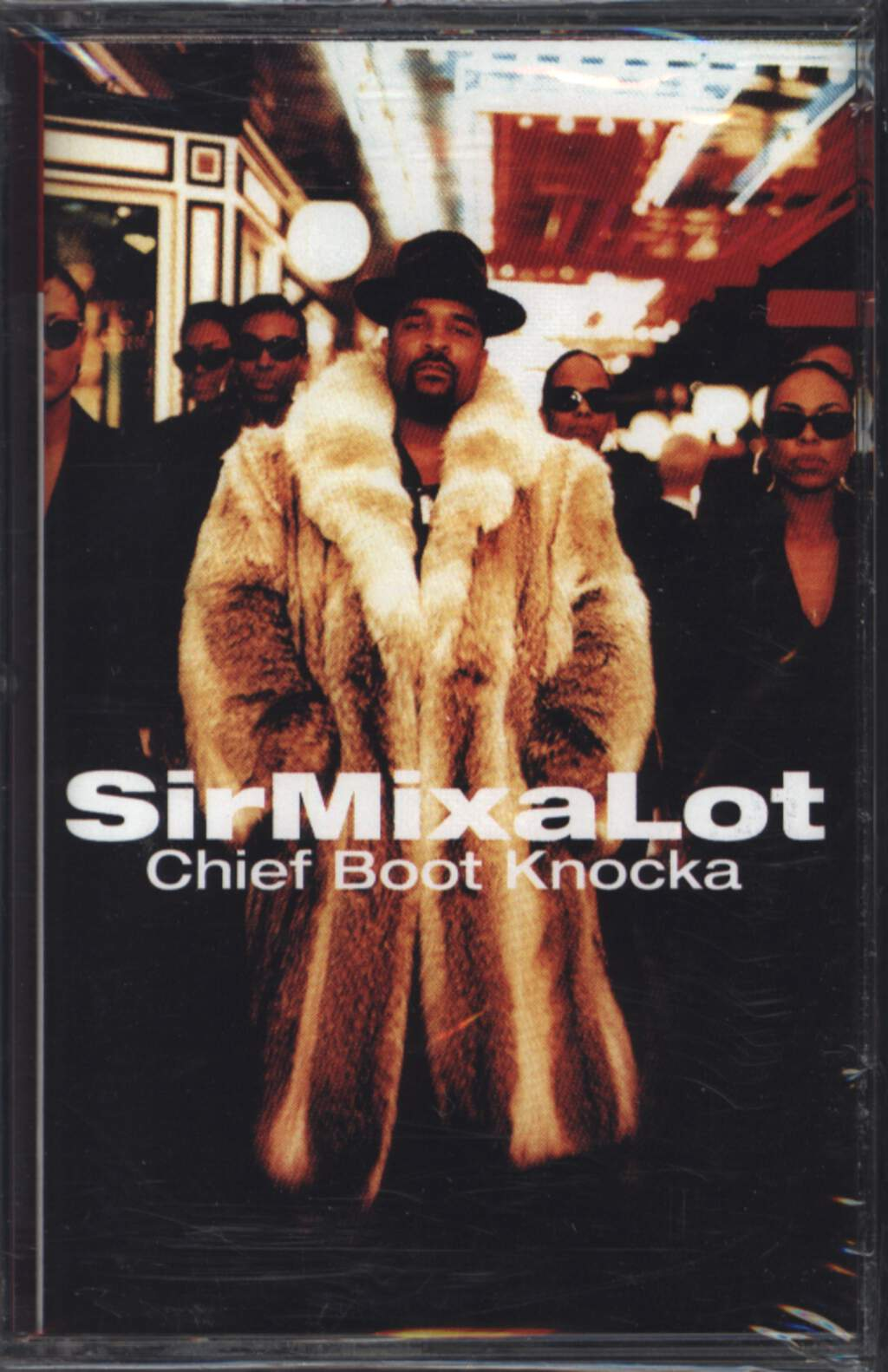 Sir Mix a Lot: Chief Boot Knocka, Compact Cassette