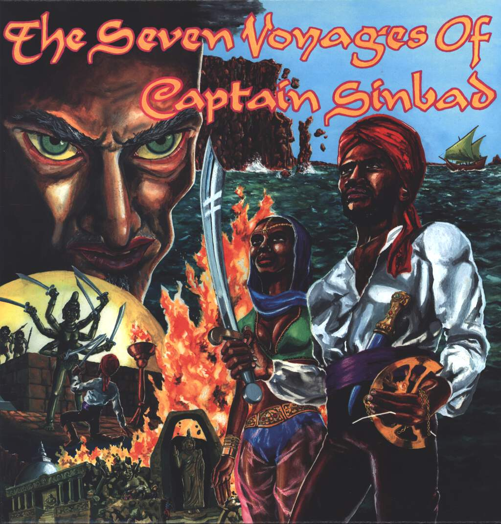 Captain Sinbad: The Seven Voyages Of Captain Sinbad, LP (Vinyl)
