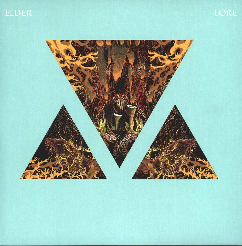 Elder: Lore, LP (Vinyl)