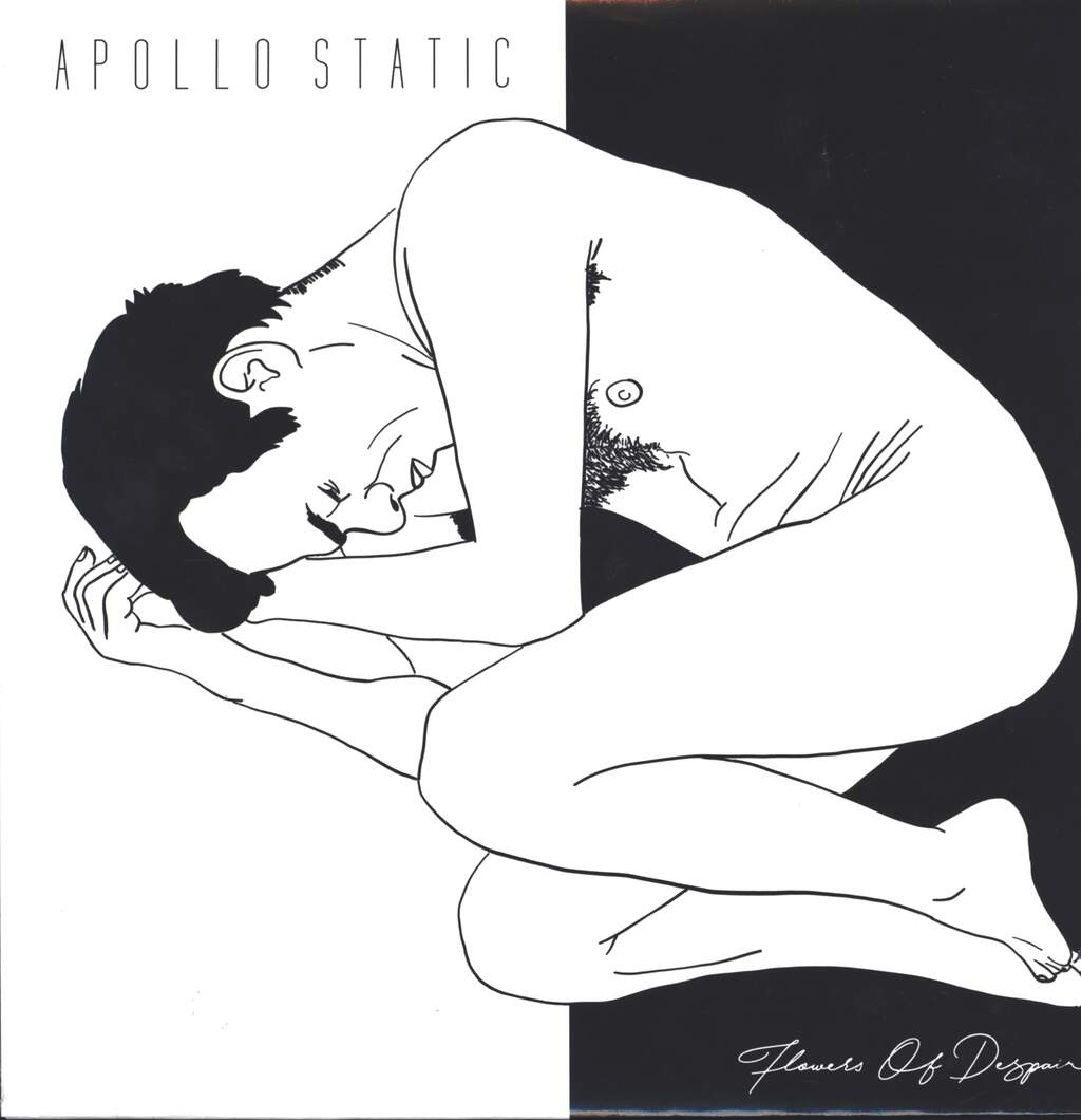 Apollo Static: Flowers Of Despair, LP (Vinyl)