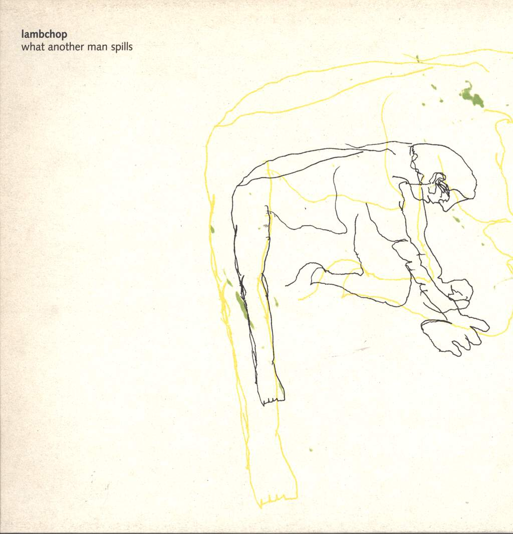 Lambchop: What Another Man Spills, LP (Vinyl)
