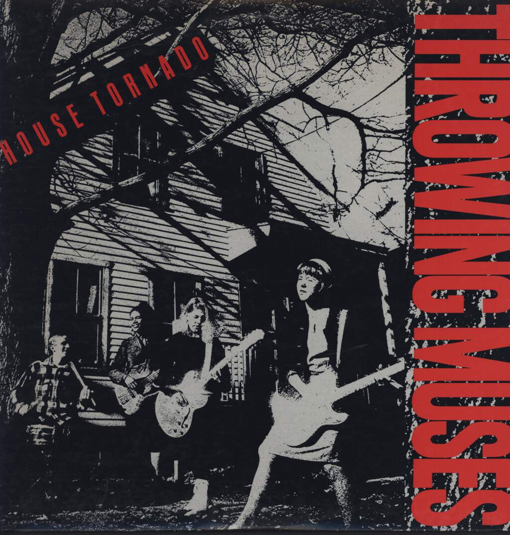 Throwing Muses: House Tornado, LP (Vinyl)