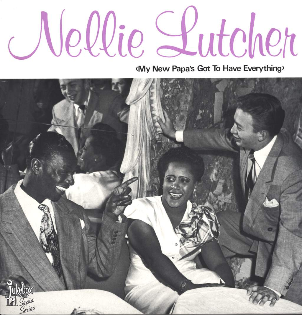 Nellie Lutcher: My New Papa's Got To Have Everything, LP (Vinyl)