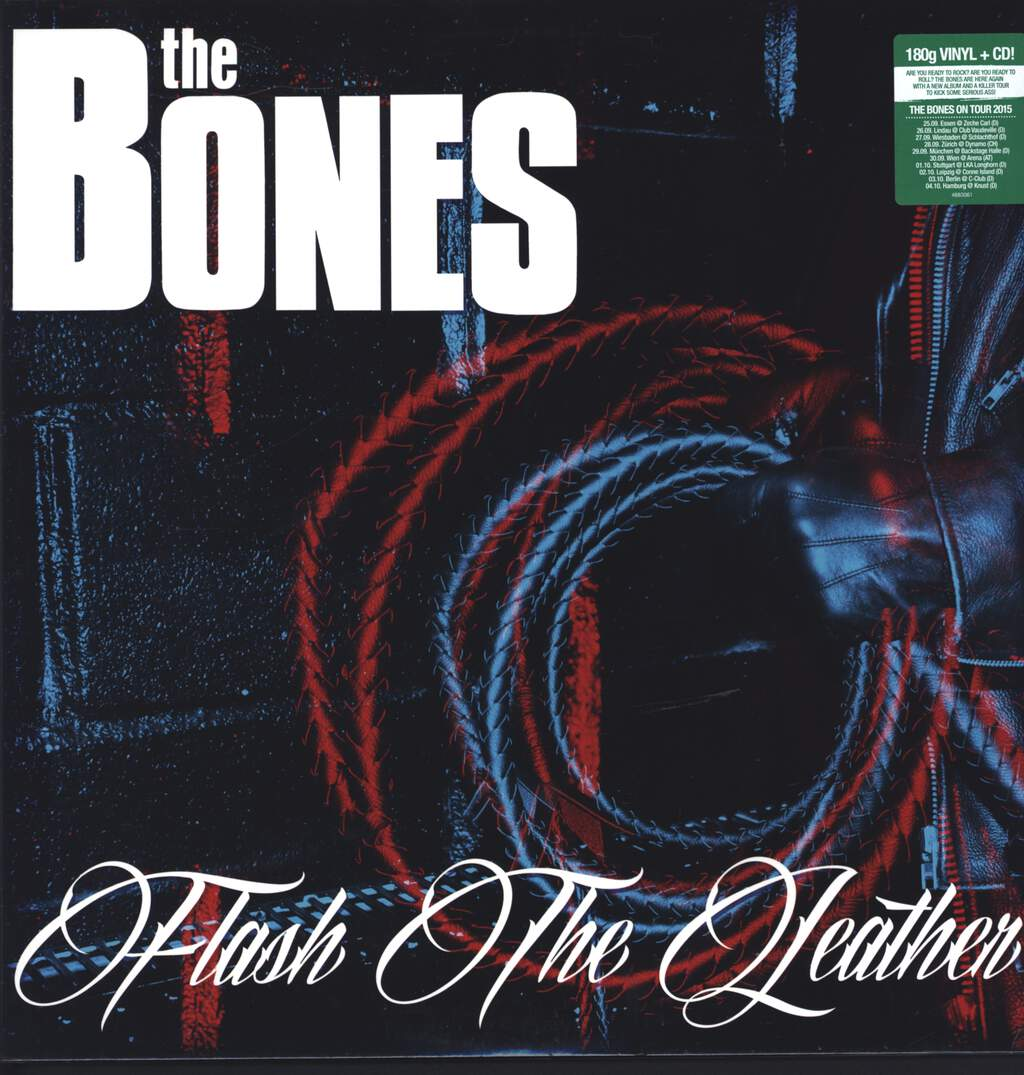 The Bones: Flash The Leather, LP (Vinyl)