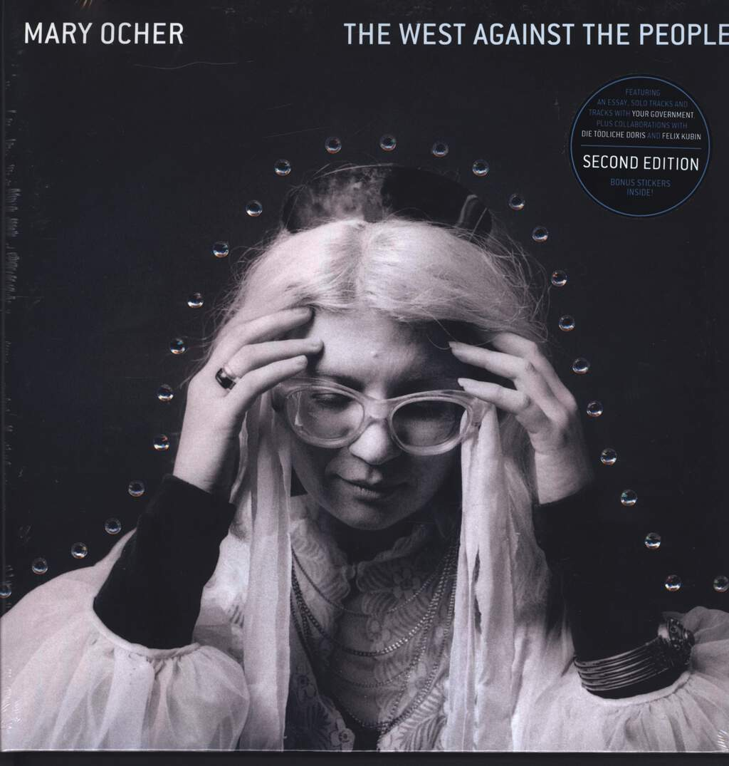 Mary Ocher: The West Against The People, LP (Vinyl)