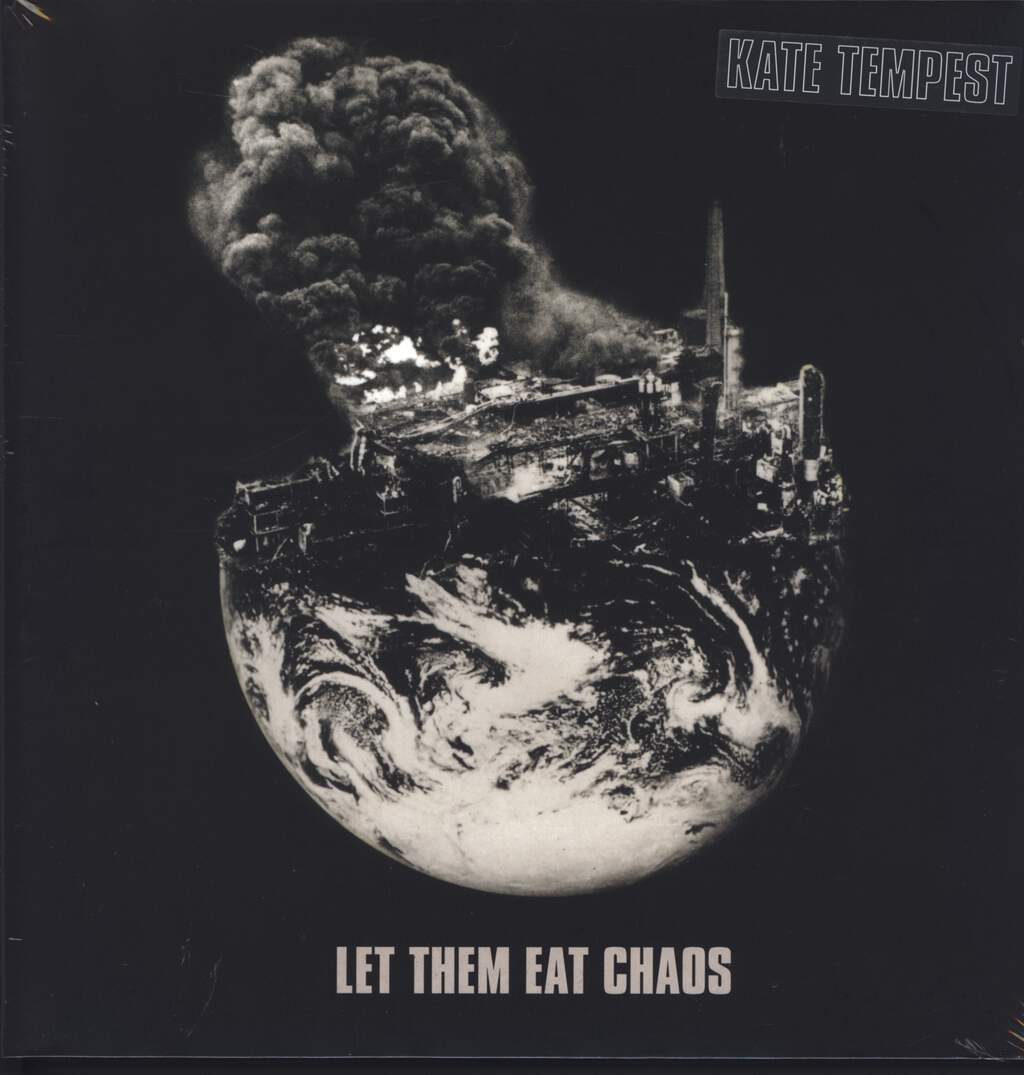 Kate Tempest: Let Them Eat Chaos, LP (Vinyl)