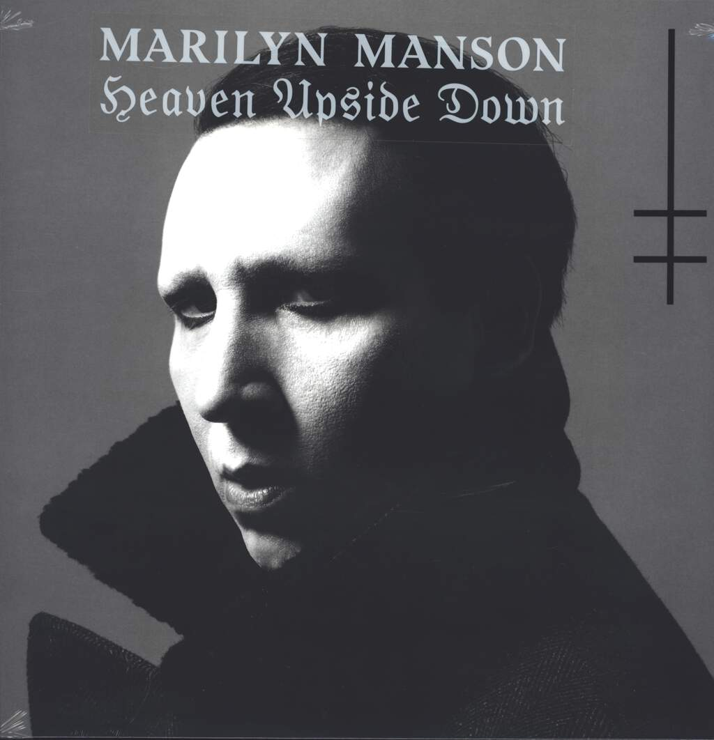 Marilyn Manson: Heaven Upside Down, LP (Vinyl)