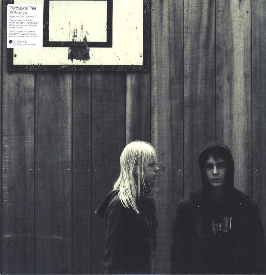 Porcupine Tree: Nil Recurring, Mini LP (Vinyl)