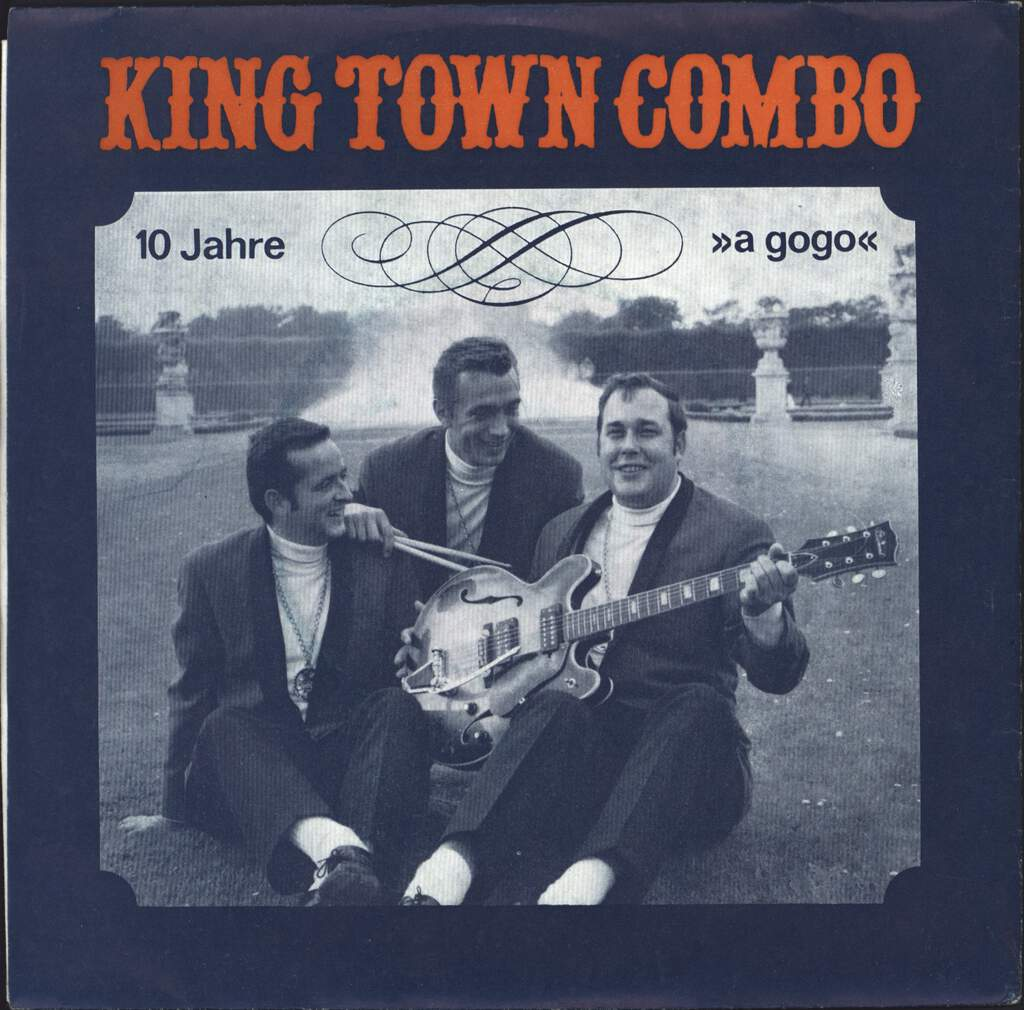 "King Town Combo: 10 Jahre - A Gogo, 7"" Single (Vinyl)"