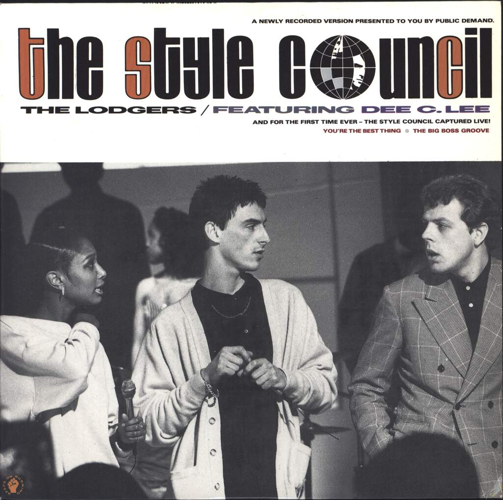 "The Style Council: The Lodgers, 7"" Single (Vinyl)"